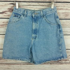 Lee Vintage 80s-90s Sz 10 High Rise Mom Shorts